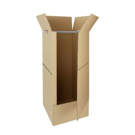 pack eco 5 cartons demenagement penderie grand mod le la qualit et le prix. Black Bedroom Furniture Sets. Home Design Ideas