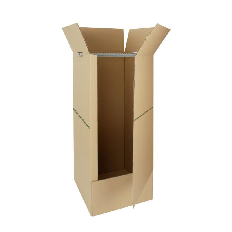 5 cartons demenagement penderie petit mod le qualit prix carton pas - Co demenagement pas cher ...